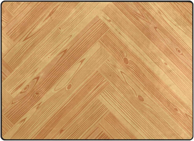FAJRO Diagonal Wooden Floor Texture Polyester Entry Way Doormat Area Rug Multipattern Door Mat Floor Mats shoes Scraper Home Dec Anti-Slip Indoor Outdoor