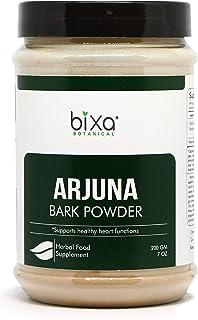Arjuna Powder – 200g (7 Oz) (Terminalia Arjuna), Potent Heart Tonic & rejuvenative   Helps to heal ulcers   Herbal Supplem...