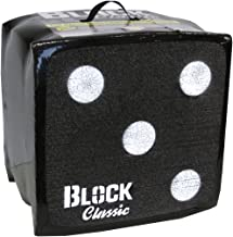 Block Classic Archery Target - Stops Arrows with Friction not Force!