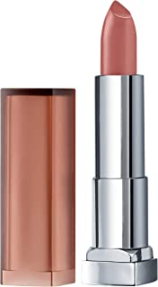 Maybelline New York Color Sensational Inti-Matte Nudes Lipstick, Naked Coral, 0.15 Ounce, 1 Count