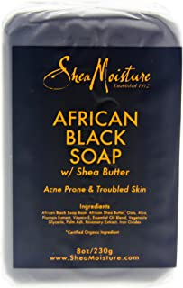 Best black african soap shea moisture Reviews