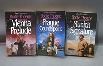 Set of Three Books: Vienna Prelude, Prague Counterpoint, and Munich Signature (The Zion Covenant, 1, 2, & 3)