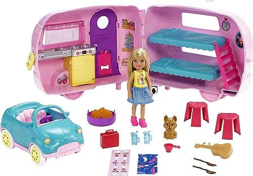 discount Barbie Club 2021 Chelsea high quality Camper online