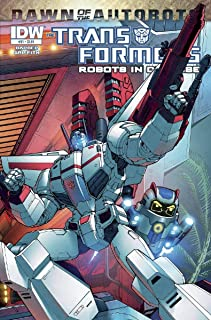 Transformers Robots In Disguise #31 Dawn O/T Autobots