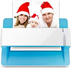 Plustek Photo Scanner - ephoto Z300, Scan 4x6 Photo in 2sec, Auto Crop and Deskew with CCD Sensor. Support Mac and PC