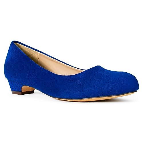 24439059aa3 Blue Wide Width Shoes: Amazon.com