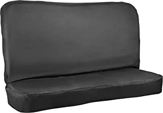 Bell Automotive 22-1-55302-A All-Terrain Standard Bench Seat Cover, Black