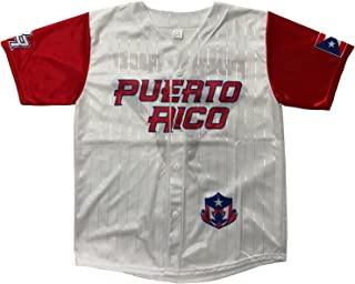 Best puerto rico jersey 15 Reviews