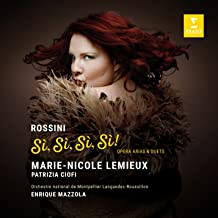 Rossini: Opera Arias & Duets (Live)
