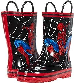 Spider-Man™ Rain Boots F20 SPF504 (Toddler/Little Kid)