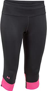 Under Armour Women Fly-by Compression Capri