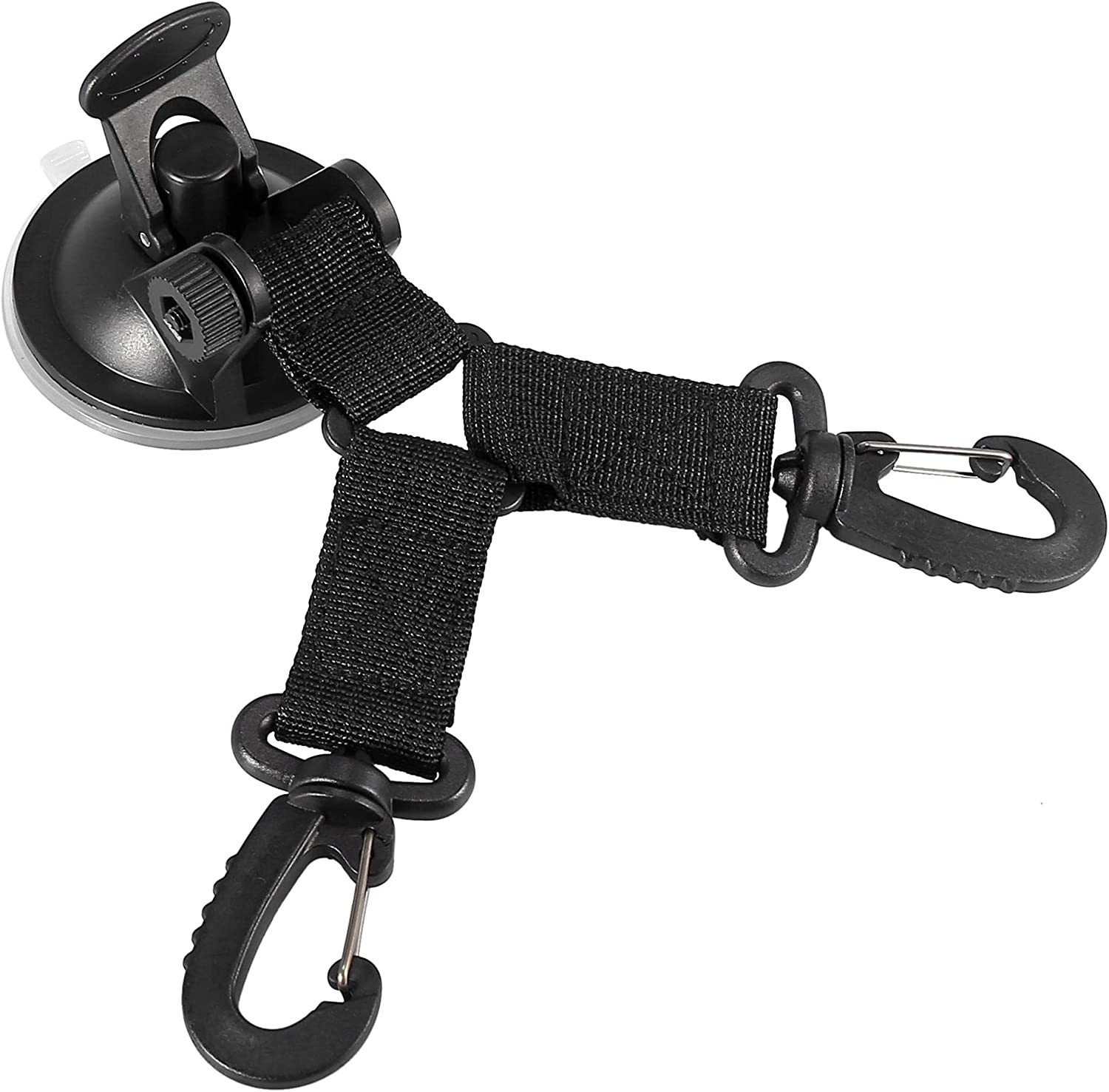 X AUTOHAUX Suction Cup Anchor with Down 5% OFF 2 Securing Over item handling Hook Tie Camp
