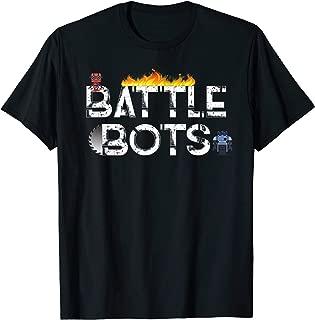 Battle Bots Fighting Robots T-shirt T-Shirt