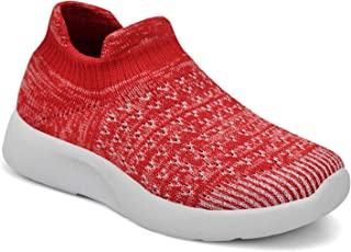 SouthBrothers Boys&Girls Sneakers Lightweight Weave Running Walking Shoes