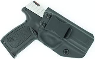 Sunsmith Holster - Compatible with Smith & Wesson SD9/40 VE Kydex IWB Inside Waistband Concealed Carry Holster Made in USA by Fast Draw USA