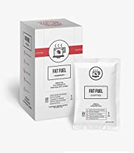 Instant Ketosis Coffee | With Organic Grass Fed Butter, MCT Oil, Coconut Oil Powder & Himalayan Salt | Brain & Energy Booster | Ready-Mix Powder for Ketosis | 7 Individual Packets