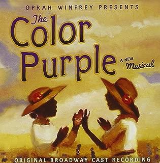 The Color Purple 2005 Original Broadway Cast