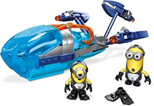 Mega Construx Despicable Me Buildable Vehicle