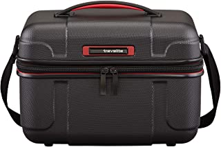 """Vector"" Suitcase Series: Robust Hard-Shell Rolling suitcases and Cosmetic Bags in Four Trendy Colours"