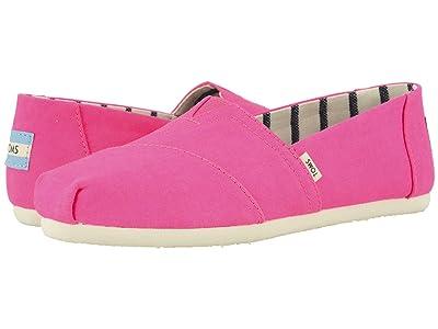 TOMS Alpargata CloudBound (Neon Pink) Women