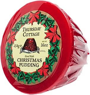 Thursday Cottage Handmade Christmas Pudding - 16oz