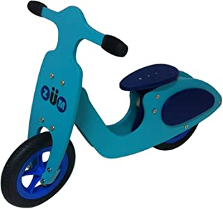 ZUM Euro Scooter Bicycle No Pedals Kids Sport Balance Bike for Toddlers 3 4 and 5 year olds glider style without pedals cycling
