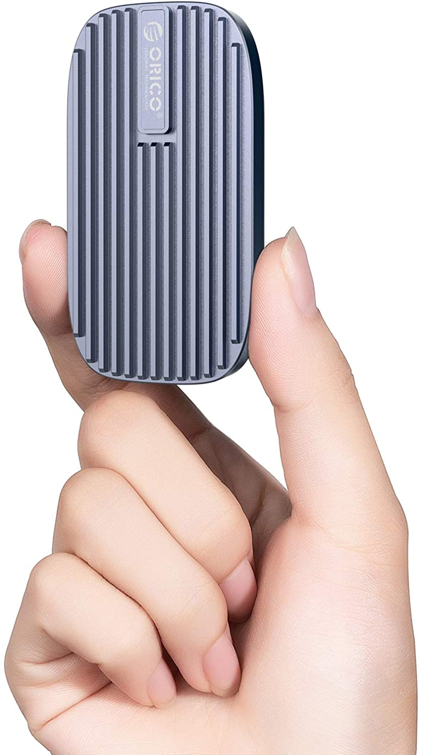 ORICO 480GB Portable SSD USB Discount mail order 3.1 Drive State Max 77% OFF External t Solid up
