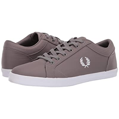 Fred Perry Baseline (Falcon Grey) Men