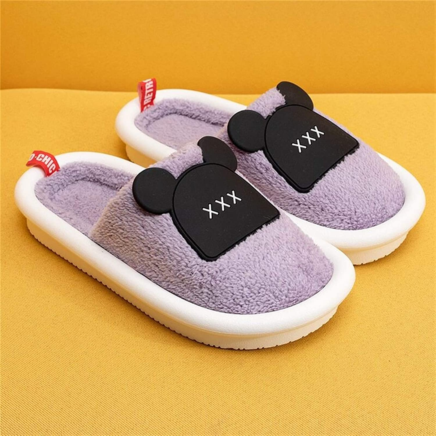 DDPD Open-Toed Fresno Mall Hairy Memory Over item handling ☆ Foam Fashion knitte Slippers Ladies