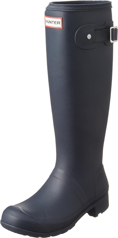 Hunter Women's Original Tour Tall Packable Rain Boot
