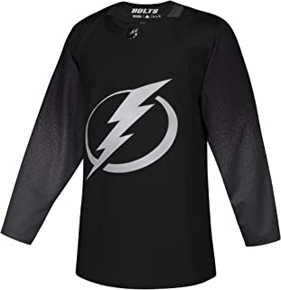 adidas Tampa Bay Lightning Black Alternate Authentic Jersey