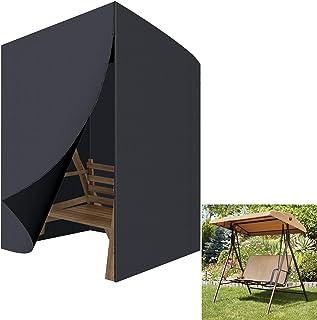 GreenEur - Juego de fundas para muebles de patio,