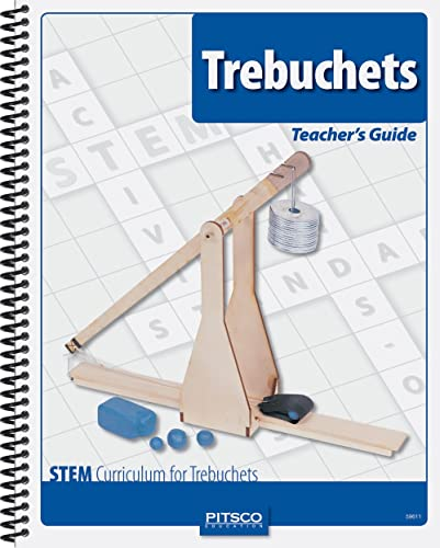 entrega rápida Pitsco Trebuchet - Teacher's Teacher's Teacher's Guide  en linea