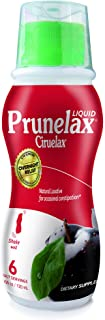 Prunelax Ciruelax Natural Laxative Regular Liquid, 4.05 fl oz