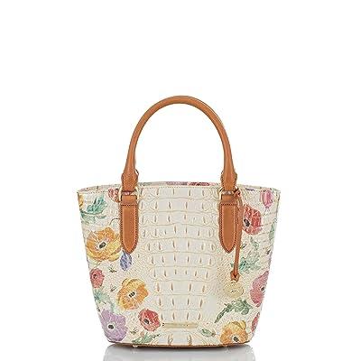 Brahmin Small Bowie Papaver Crossbody (Multi) Handbags