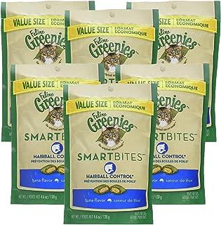 Greenies Smartbites Treats for Cats (Tuna, 4.6 oz/6 Pack)