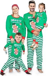 Family Matching Pajamas Set Matching Christmas pjs for Family Couples Christmas Pajamas Set