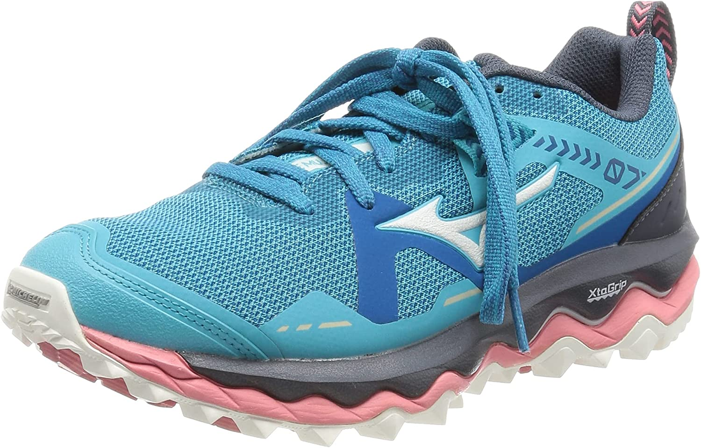Mizuno Women's Wave Mujin 7 Trail Running Shoe