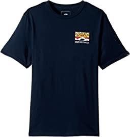 Vans Kids Grizzly Mountain T-Shirt (Big Kids)