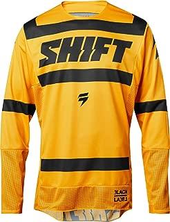 Shift Racing 3lack Strike Men's Off-Road Motorcycle Jerseys