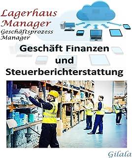 Lagerhaus Manager Geschaftsprozess Manager, (LMGM) Cloud-Losung Software (Manuell + Cloud-Hosting): Geschaft Finanzen und ...