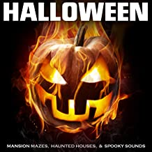 Halloween - Mansion Maze, Haunted House, & Spooky Sounds