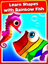 Learn Shapes with Rainbow Fish