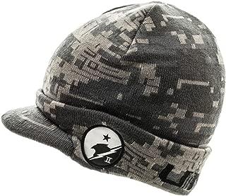 Bioworld Halo 5 Unsc Camo Cuff Billed Beanie Cap Hat