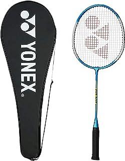 Yonex GR 303 Aluminum Blend Badminton Racquet with Full Cover (Blue)