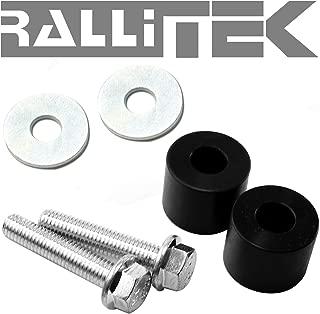 RalliTEK Skid Plate Hardware - Impreza GC8 93-01 / Legacy 95-99