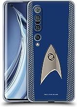 Head Case Designs Oficial Star Trek Discovery Uniformes - Carcasa de gel suave compatible con Xiaomi Teléfonos, compatible con Compatibilité: Xiaomi Mi 10 Pro 5G