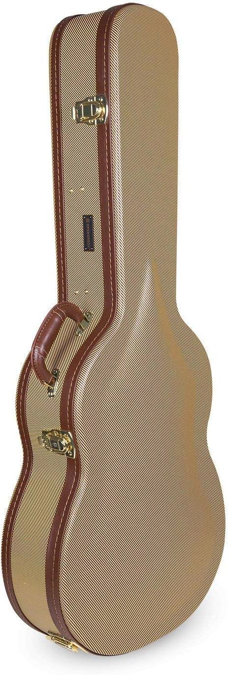 Hardshell Arch Top Wooden 当店は最高な サービスを提供します Case for Nylon String 売却 Fu Classical 4
