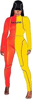 ملابس رياضية مثيرة للنساء قطعة من قطعتين لباس داخلي مطبوع قصير علوي ضيق ضيق ضيق عالي الخصر مجموعة نادي