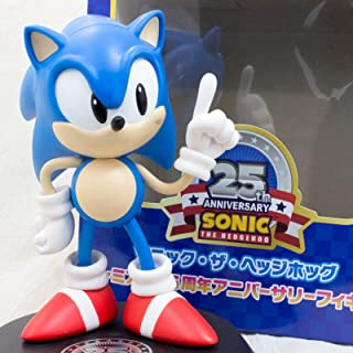 Sonic the Hedgehog 25th Anniversary Figure Doll
